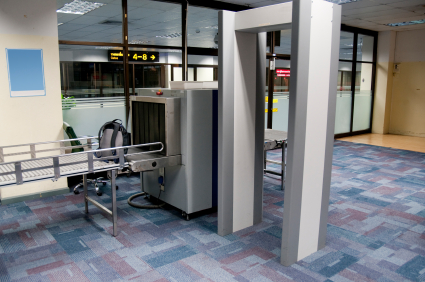 A luggage Scanner