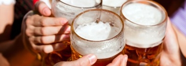 Early binge drinking can lead to later heart disease