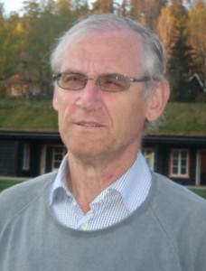 Professor Ingar Holme (Norwegian School of Sport Sciences)