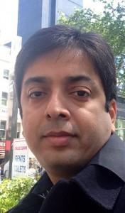 Dr Rajay Narain (St Georges University Hospital, London)