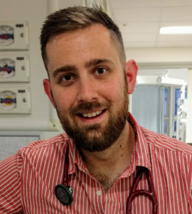 Dr Richard Crawley (Portsmouth Hospitals NHS Trust)